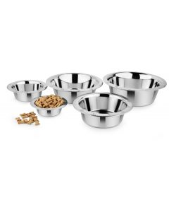 Standard Feeding Bowl Top Embossed