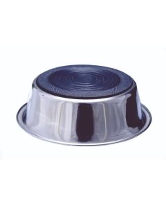 Standard  Feeding  Bowls With Bonded Rubber