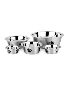 Standard Feeding Bowls With Design  (Matt Finish)